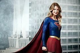 スーパーマンが「スーパーガール」シーズン2に登場!