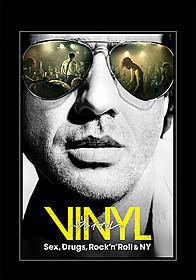 スコセッシ&ミック・ジャガー制作ドラマ「VYNYL」がシーズン1で終了
