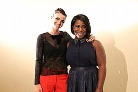 なぜ「オレンジ・イズ・ニュー・ブラック」が女性の共感を得るのか?ウゾ・アドゥバ&ルビー・ローズが解説