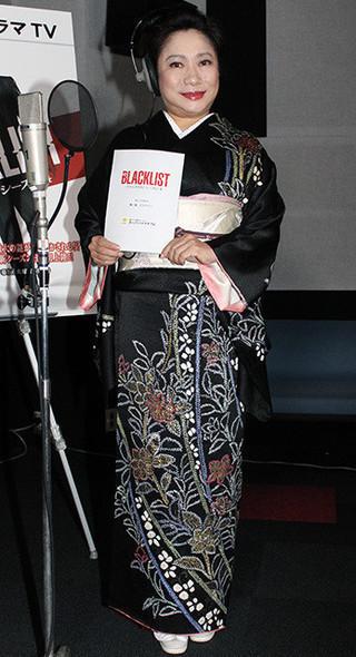 山村紅葉、海外ドラマ吹き替えで「あらかた初挑戦は終わった」2017年は歌手挑戦!?