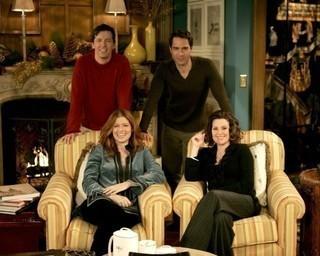 米シチュエーションコメディ「ふたりは友達? ウィル&グレイス」が復活