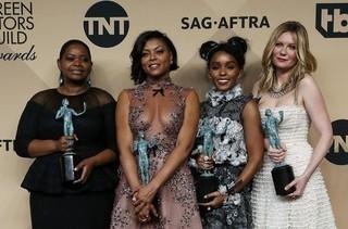 全米俳優組合賞はNASAの黒人系女性スタッフの伝記ドラマ「Hidden Figures」