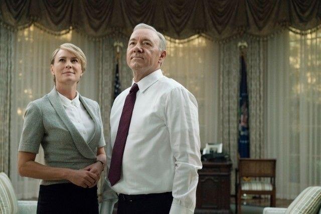 Netflix「ハウス・オブ・カード」のスピンオフを検討