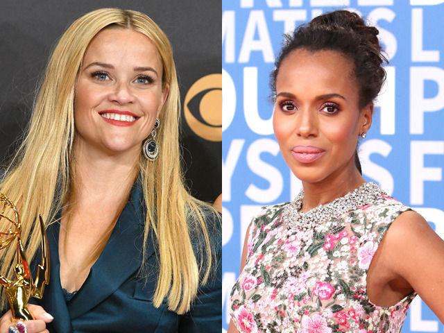リース・ウィザースプーン×ケリー・ワシントン主演ドラマを米Huluが獲得