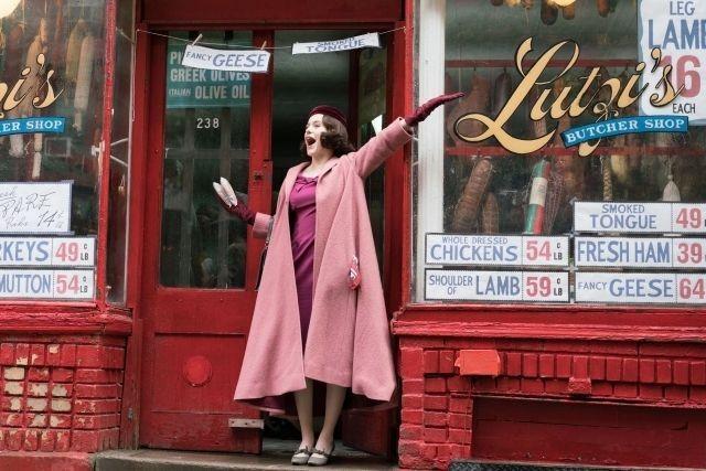 アマゾンドラマ「マーベラス・ミセス・メイゼル」のシーズン3が決定