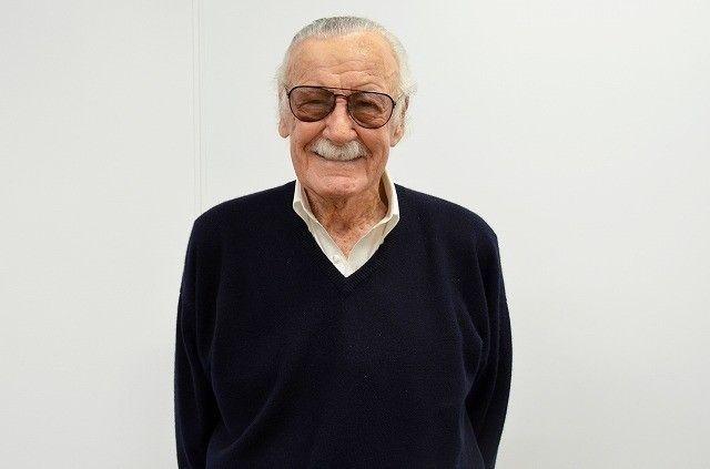 スタン・リー氏死去 享年95歳