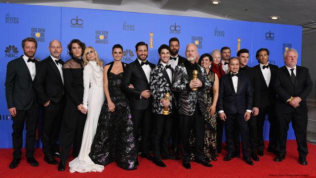 ゴールデングローブ賞TV部門「アメリカン・クライム・ストーリー」「コミンスキー・メソッド」が2冠