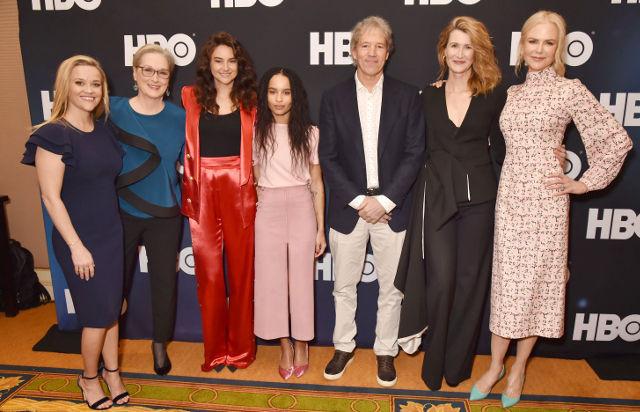 「ビッグ・リトル・ライズ」シーズン2はHBOで6月放送スタート