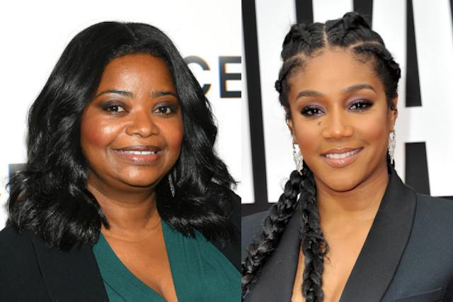 黒人女性企業家を描くNetflix新作にオクタビア・スペンサー&ティファニー・ハディッシュ