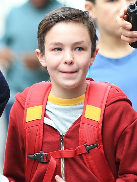 DCドラマ「THE FLASH フラッシュ」の子役が急死 享年16歳