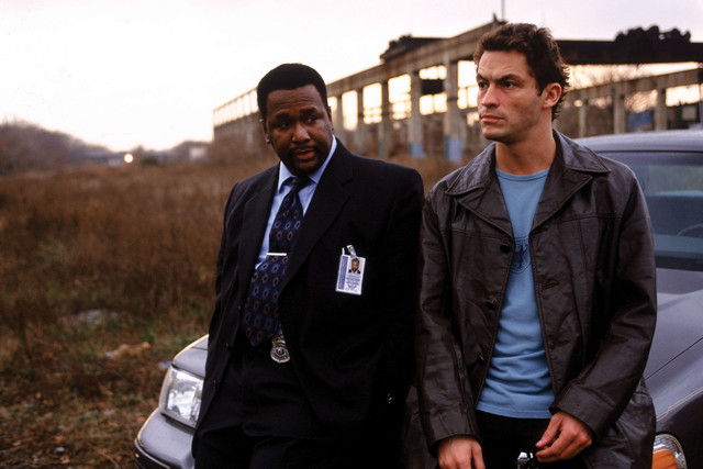 THE WIRE ザ・ワイヤー