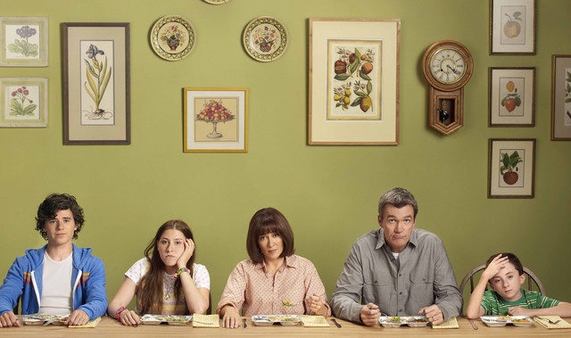 ザ・ミドル 中流家族のフツーの幸せ