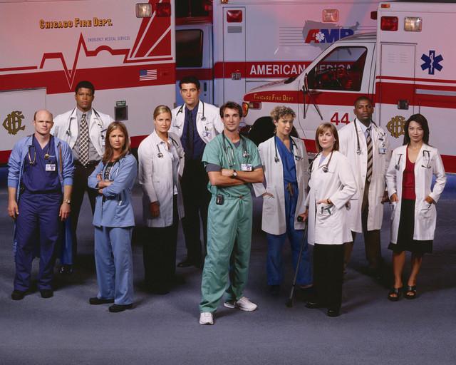 ER 緊急救命室