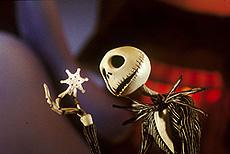 07年に公開された「ナイトメアー・ビフォア・クリスマス /ディズニーデジタル3D」