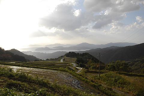 画面から伝わる田舎の静寂な空気が心地よい