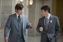 ペンは主演男優(右)、ブローリンは助演男優(左)でノミネート