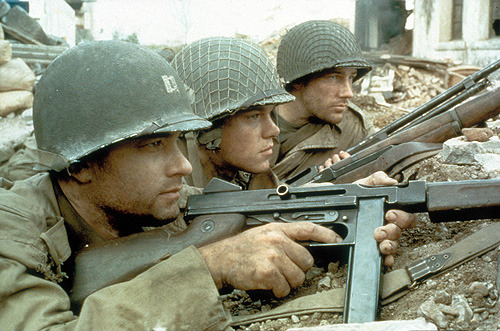 巨匠スピルバーグによる戦争映画 「プライベート・ライアン」