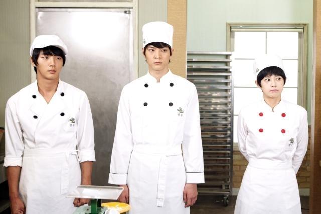 韓国 ドラマ 製 パン 王 キムタック