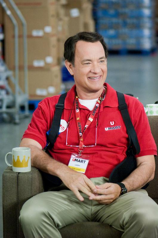 トム・ハンクスが4役を務めた「ラリー・クラウン」