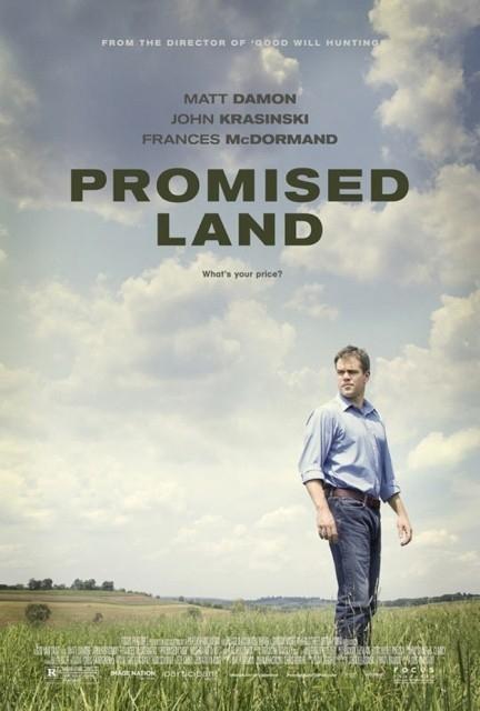 「Promised Land」ポスター