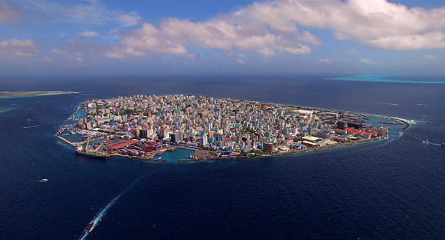 インド洋に浮かぶ1200の島々から成るモルディブ