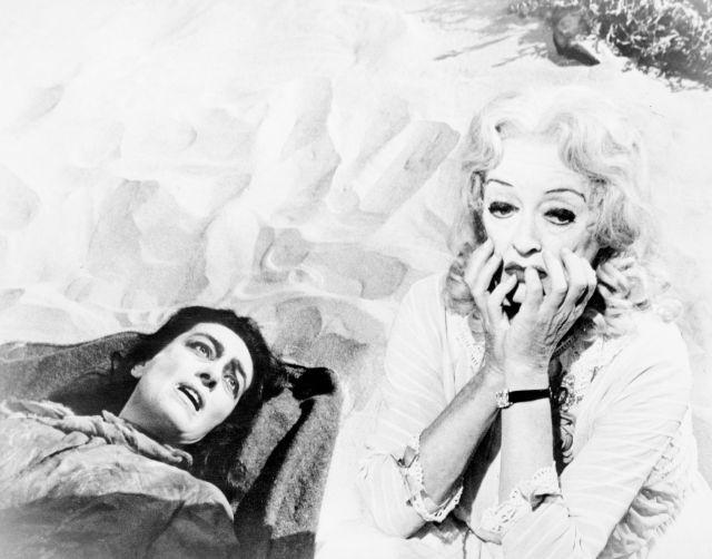 ウォルター・ヒル監督によるリメイクも噂される 2大女優による愛憎劇