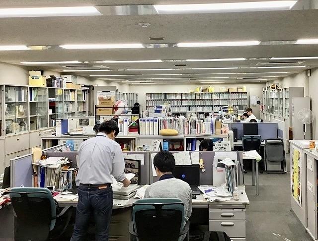 国立映画アーカイブ 京橋本館の学芸課