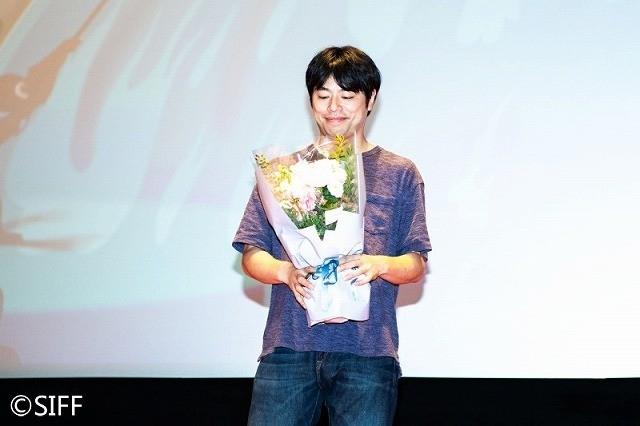 アジア新人賞部門審査員として参加した石井裕也監督
