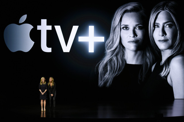 Apple TV+は新ドラマ「ザ・モーニングショー」のジェニファー・アニストンが賞レースを席巻