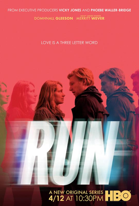 HBOの新作「RUN」