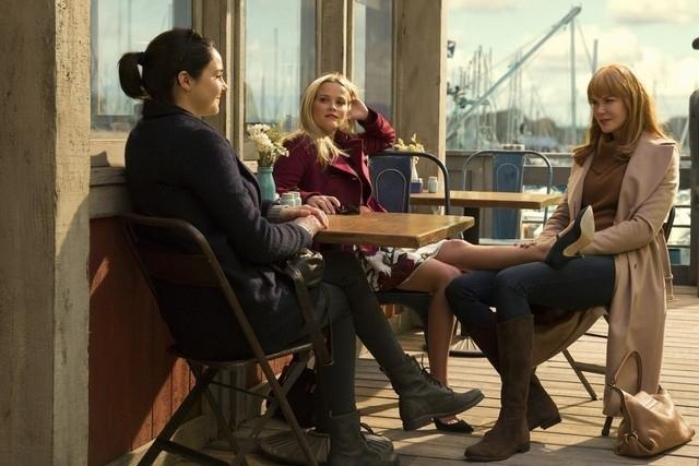 「ビッグ・リトル・ライズ セレブママたちの憂うつ」シーズン2では、メリル・ストリープが参加し3人のオスカー女優が揃った