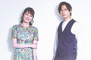 名作映画を日本発でミュージカル化した「ローマの休日」に挑む、朝夏まなと&加藤和樹の願いとは?