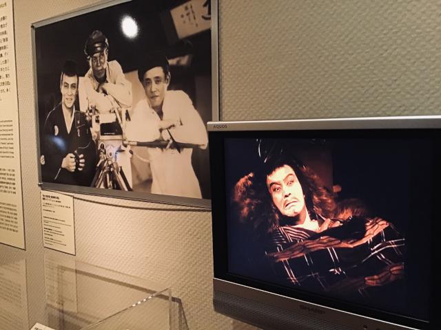 当館7階の常設展では、デジタル復元された「忠次旅日記」の一部をモニターで見ることができる