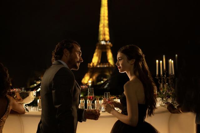 パリを舞台にしたNetflixの人気シリーズ