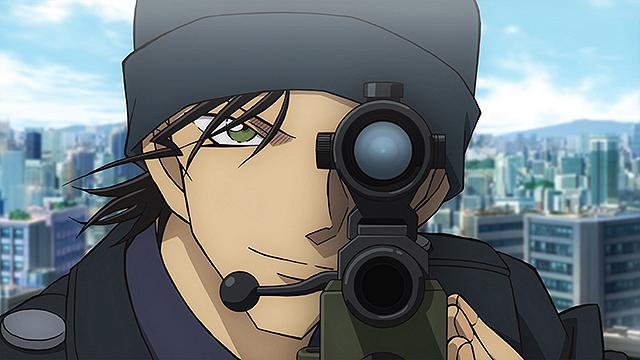 「名探偵コナン 緋色の弾丸」