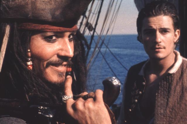 「パイレーツ・オブ・カリビアン 呪われた海賊たち」