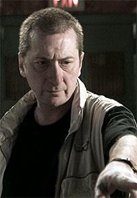 原作者であり、ロドリゲスとともに 監督も務めたフランク・ミラー