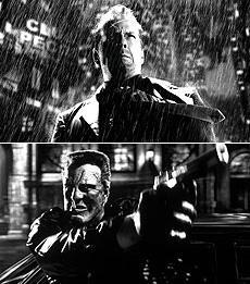 映画の主人公マーブ(上)やハーディガン(下)らも 孤独な戦いを続けることになる