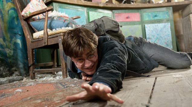 ハリーの過酷な旅路が描かれる
