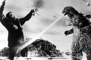 キングコング対ゴジラ