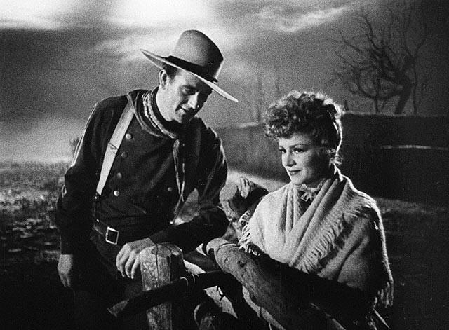 クレア・トレバーの「駅馬車(1939)」の画像