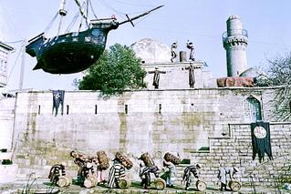 スラム砦の伝説
