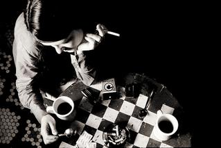 コーヒー&シガレッツ