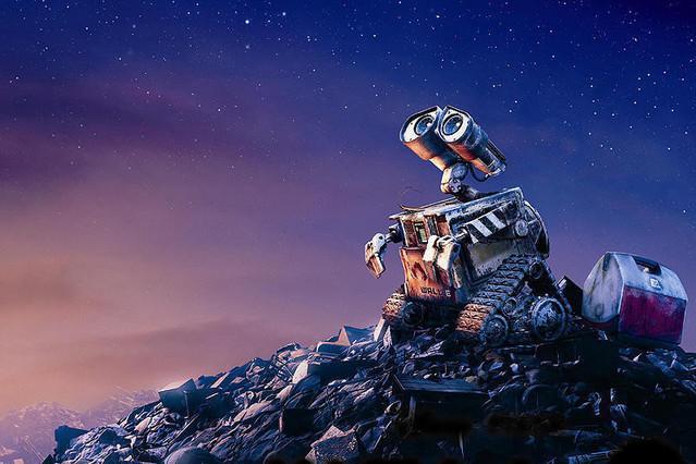 「WALLL-E」に登場する人間たち