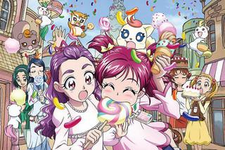 映画 Yes!プリキュア5 GoGo! お菓子の国のハッピーバースデイ♪