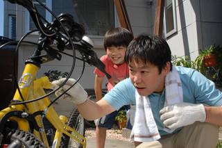 ぼくとママの黄色い自転車の予告編・動画