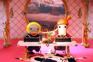 人形芸人ドント&ノット