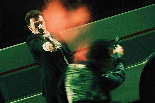 ジョニー・アリディの「冷たい雨に撃て、約束の銃弾を」の画像