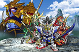 超電影版SDガンダム 三国伝 Brave Battle Warriorsの予告編・動画