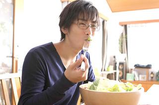 草食系男子。